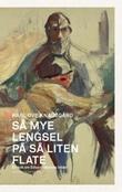 """""""Så mye lengsel på så liten flate - en bok om Edvard Munchs bilder"""" av Karl Ove Knausgård"""