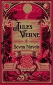 """""""Seven novels"""" av Jules Verne"""