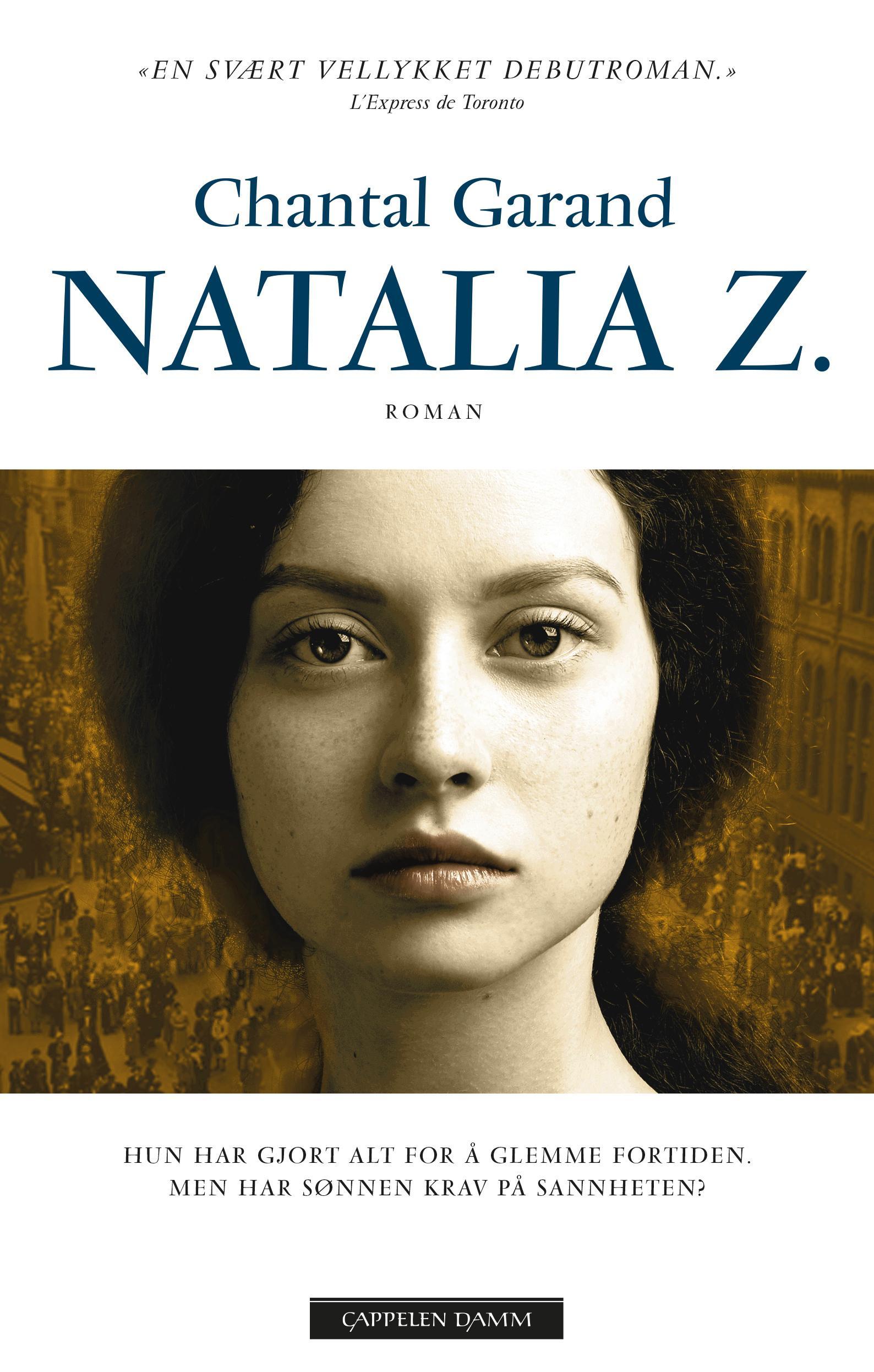 """""""Natalia Z."""" av Chantal Garand"""