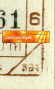 """""""Karmakongen - roman"""" av Harald Rosenløw Eeg"""
