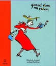 """Gammel dame med rødvin"" av Elisabeth Armand"