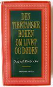 """""""Den tibetanske boken om livet og døden"""" av Sogyal Rinpoche"""