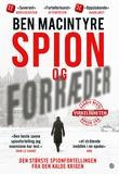 Omslagsbilde av Spion og forræder