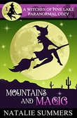 """""""Mountains and Magic - Witches of Pine Lake #1"""" av Natalie Summers"""