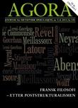 """""""Agora. Nr. 3-4 2013 - journal for metafysisk spekulasjon"""" av Ragnar Braastad Myklebust"""