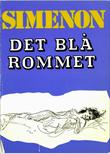 """""""Det blå rommet"""" av Georges Simenon"""