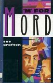 """M for mord"" av Sue Grafton"