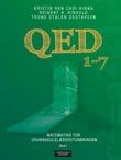 """""""QED 1-7 - matematikk for grunnskolelærerutdanningen"""" av Kristin Ran Choi Hinna"""