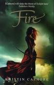 """""""Fire"""" av Kristin Cashore"""