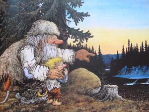 """""""Trollboka"""" av Rolf Lidberg"""