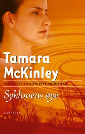 """""""Syklonens øye"""" av Tamara McKinley"""