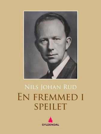 """""""En fremmed i speilet - roman"""" av Nils Johan Rud"""