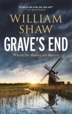 """""""Grave's end"""" av William Shaw"""
