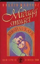 """""""Midaqq-smuget"""" av Naguib Mahfouz"""