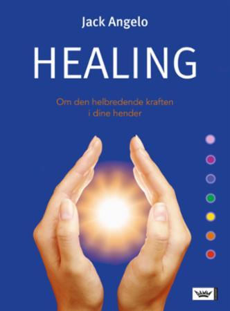 """""""Healing - om den helbredende kraften i dine hender"""" av Jack Angelo"""