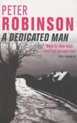 """A dedicated man - an inspector Banks mystery"" av Peter Robinson"