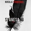 """Svanesang roman"" av Nikolaj Frobenius"