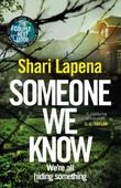 """""""Someone we know"""" av Shari Lapena"""