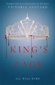 """King's cage - red queen 3"" av Victoria Aveyard"
