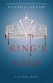 """King's cage - red queen 3"" av Victoria Aveyard"