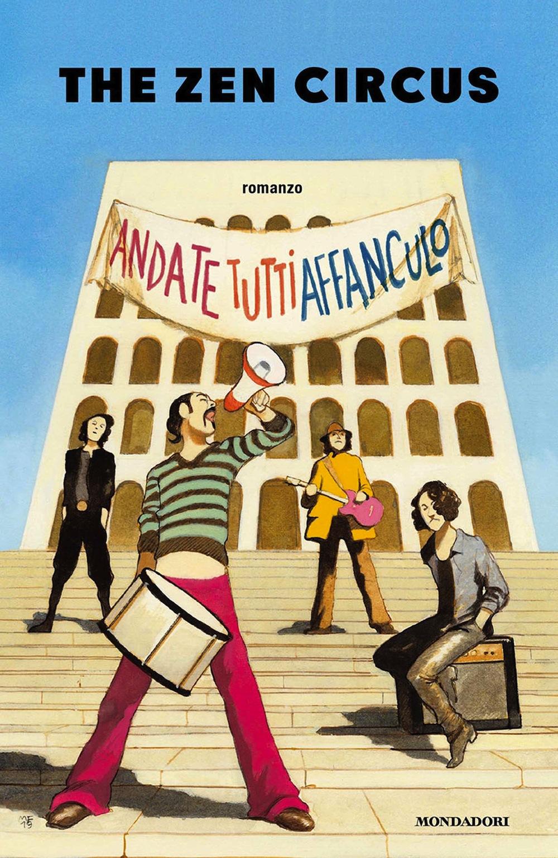 """""""Andate tutti affanculo"""" av Marco Amerighi"""