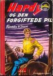 """""""Hardy-guttene og den forgiftede pil"""" av Franklin W. Dixon"""