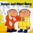 Omslagsbilde av Kompis med Albert Åberg