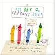 """""""The day the crayons quit"""" av Drew Daywalt"""