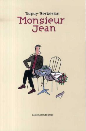 """""""Monsieur Jean"""" av Philippe Dupuy"""