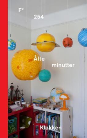 """""""Åtte minutter"""" av Linda Klakken"""