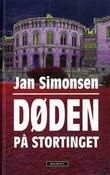 """""""Døden på Stortinget"""" av Jan Simonsen"""
