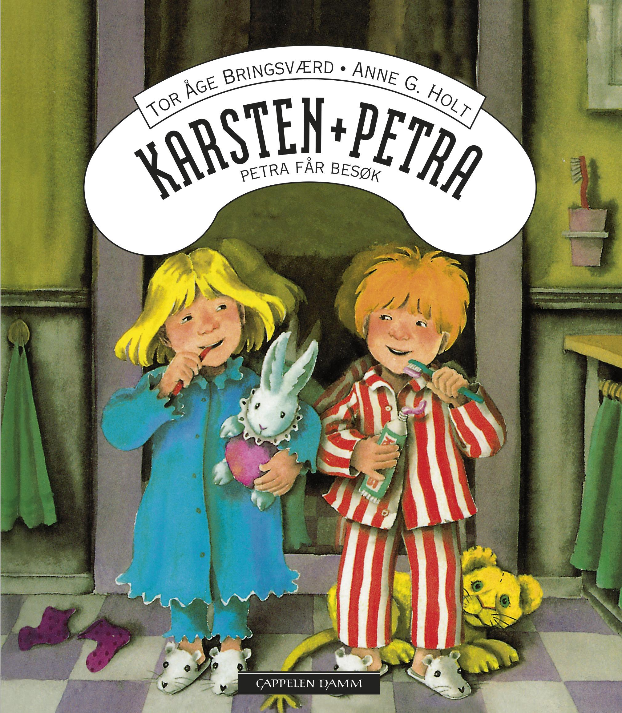 """Petra får besøk"" av Tor Åge Bringsværd"