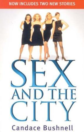 """""""Sex and the city"""" av Candace Bushnell"""
