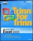 """""""Microsoft Office Excel 2003 - trinn for trinn"""" av Curtis Frye"""
