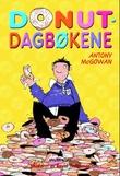 """""""Donut-dagbøkene"""" av Anthony McGowan"""