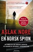 """""""En norsk spion spenningsroman"""" av Aslak Nore"""