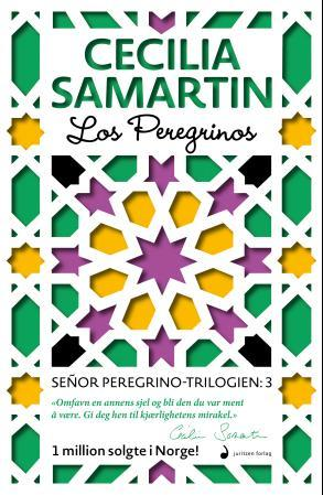 """""""Los Peregrinos - roman"""" av Cecilia Samartin"""