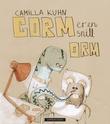 """""""Gorm er en snill orm"""" av Camilla Kuhn"""