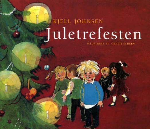"""""""Juletrefesten"""" av Kjell Johnsen"""