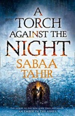 """A torch against the night"" av Sabaa Tahir"