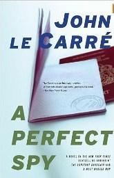 """""""A perfect spy"""" av John Le Carré"""
