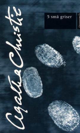 """""""Fem små griser"""" av Agatha Christie"""