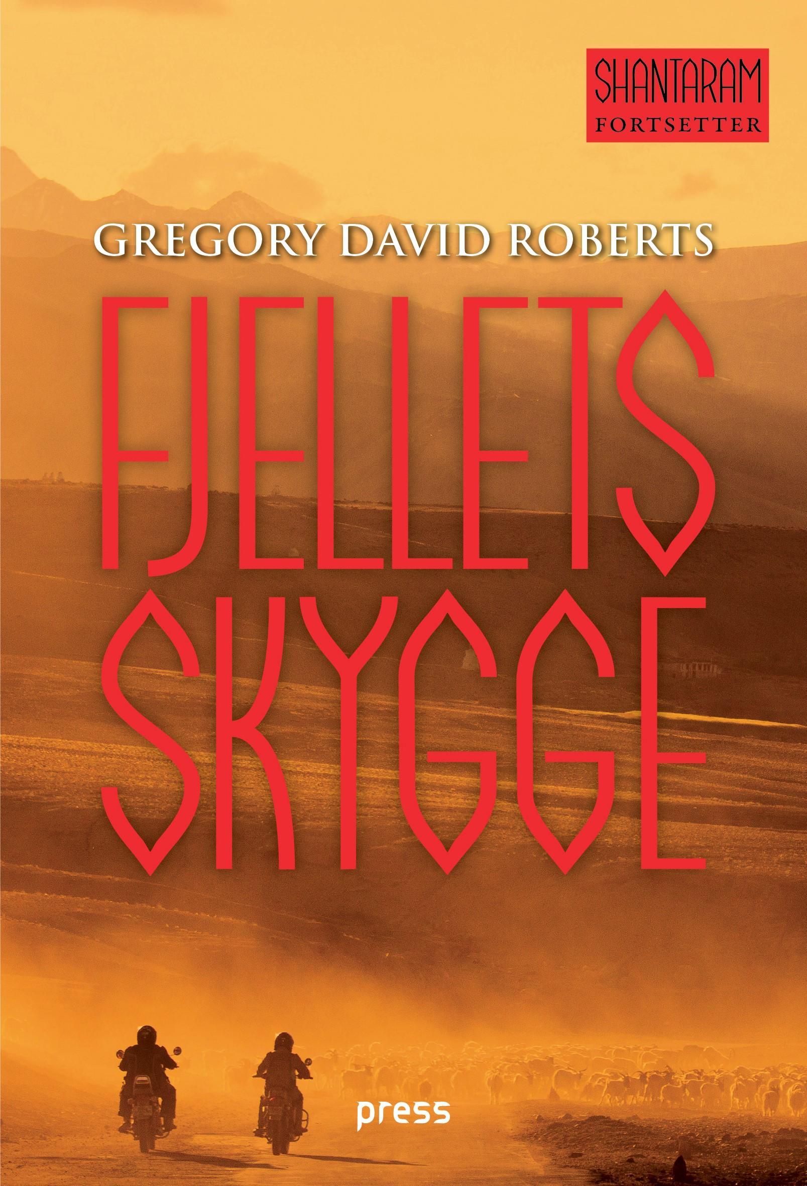 """Fjellets skygge"" av Gregory David Roberts"