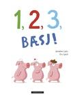 """""""1, 2, 3, bæsj!"""" av Géraldine Collet"""