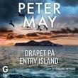 """Drapet på Entry Island"" av Peter May"