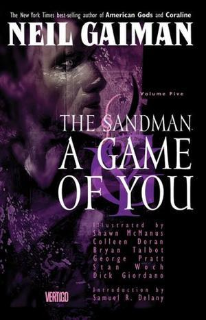 """""""The Sandman Vol. 5 - A Game of You"""" av Neil Gaiman"""