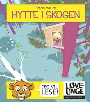 """""""Hytte i skogen"""" av Harald Kolstad"""