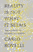 """""""Reality is not what it seems - the journey to quantum gravity"""" av Carlo Rovelli"""