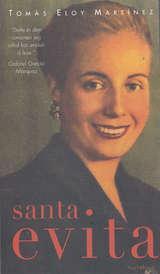 """""""Santa Evita"""" av Tomás Eloy Martínez"""