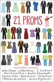 """""""21 Proms"""" av David Levithan"""
